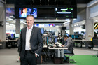 TVNZ's Kevin Kenrick is the state broadcaster's biggest earner. Photo / File