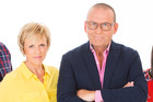 Hilary Barry presented the news alongside Paul Henry at TV3 for a year before her departure in May.