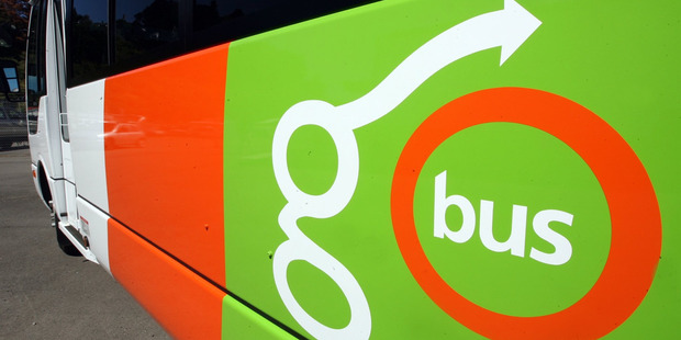 File photo of a Go Bus. The launch of a new route in South Auckland has been marred by conflicting claims of sudden resignations. Photo / File
