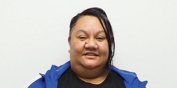 "Diabetes patient Felila Taupau has lost more than 10kg since using a Diabetes NZ ""toolkit"" of advice. Photo / Diabetes New Zealand"