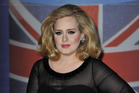 Adele attends The BRIT Awards 2012 at the O2 Arena on February 21, 2012 in London, England. Photo / Getty