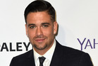 Former Glee star Mark Salling has been accused of raping a young woman. Photo / Getty Images