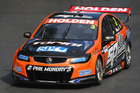 Andre Heimgartner during practice for the V8 Supercars Clipsal 500. Photo / Getty Images