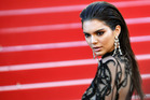 Kendall Jenner attends a premiere during the 69th annual Cannes Film Festival. Photo / Getty