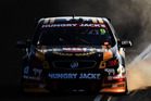 David Reynolds during practice ahead of the Winton round. Photo / Getty Images