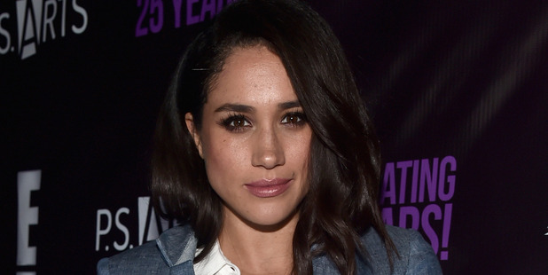 Loading Actress Meghan Markle is possibly dating Prince Harry. Photo / Getty Images