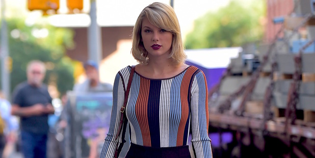 Taylor Swift is seen in Tribeca on September 16, 2016 in New York City.Photo / Getty