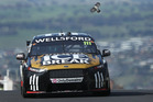 Chris Pither during practice for the Bathurst 1000. Photo / Getty Images