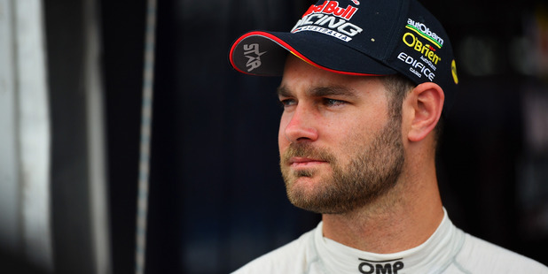 Shane Van Gisbergen during qualifying at the Gold Coast 600. Photo / Getty Images