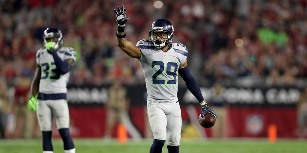 Seattle Seahawks safety Earl Thomas. Photo / Getty Images