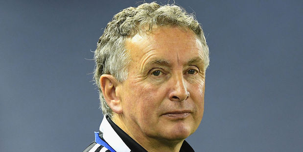 Wellington Phoenix coach Ernie Merrick. Photo / Getty