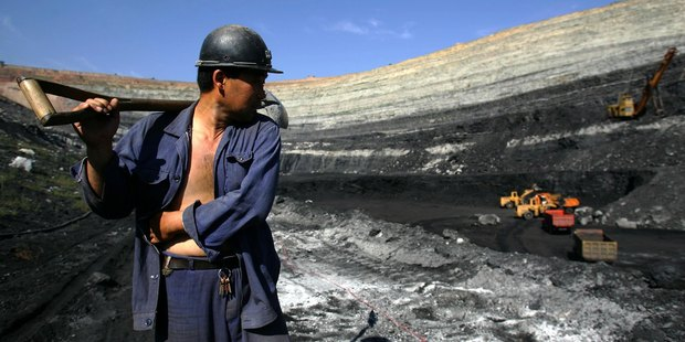 China's mining industry has long been among the world's deadliest. Photo / Getty Images