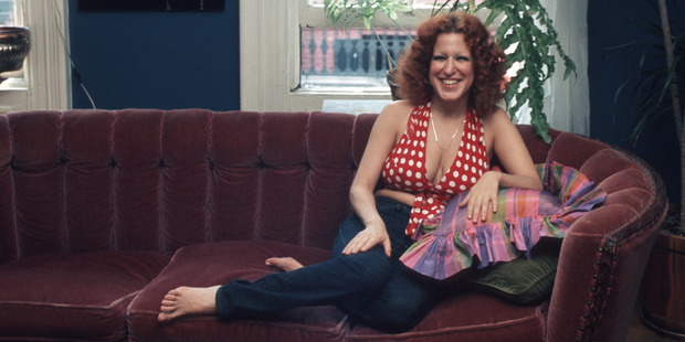 CIRCA 1970: Photo of Bette Midler. Photo / Getty