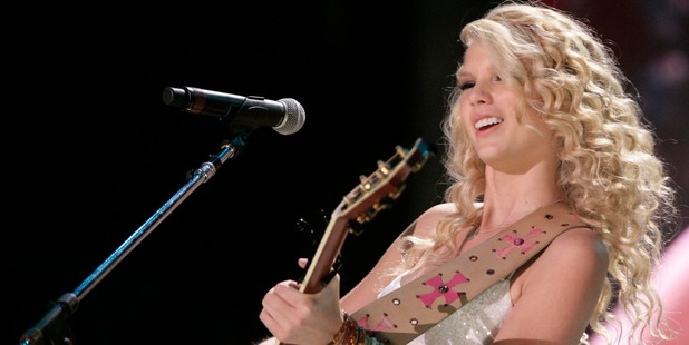 Taylor Swift performs at the CMA Music Festival on Sunday, June 10, 2007 in Nashville, Tennessee. Photo / Getty