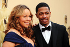 Mariah Carey and her former husband Nick Cannon. Photo / Getty Images