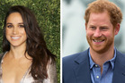 Meghan Markle and Prince Harry. Photos / Getty Images