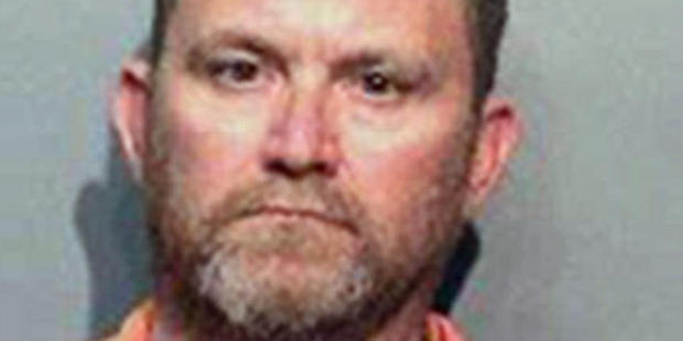 This undated photo provided by the Des Moines Police Department shows Scott Michael Greene, of Urbandale, Iowa. Photo / AP