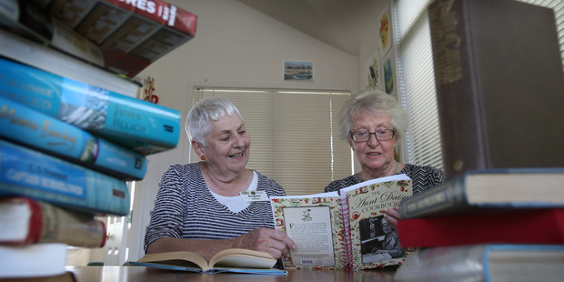 Loading Angela Dold, left, and Joan Gooch say belonging to lifelong education group The University of the Third Age helps keep the mind active. Photo/John Borren