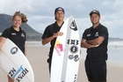 Mount Maunganui College is New Zealand's top surfing school, with talented surfers like Raiha Ensor, Kehu Butler and Kahn Butler.