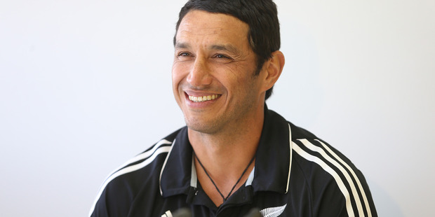 Loading STEPPING UP: Allan Bunting was named new head coach of the Black Ferns sevens team at Mount Maunganui yesterday. PHOTO/JOHN BORREN