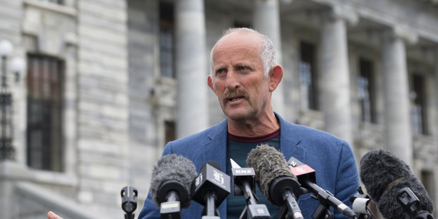 Gareth Morgan. Photo / Mark Mitchell