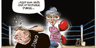 View: Cartoon: Auckland ratepayers v Duco