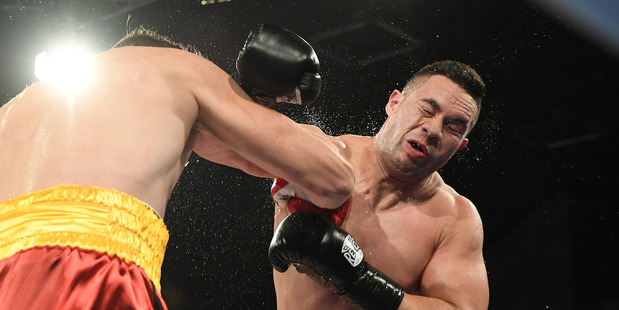 Pay-TV prices are being lined up to increase for New Zealand heavyweight boxer Joseph Parker's world title fight next month. Photo: www.photosport.co.nz