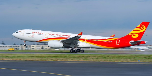A Hong Kong Airlines Airbus A330