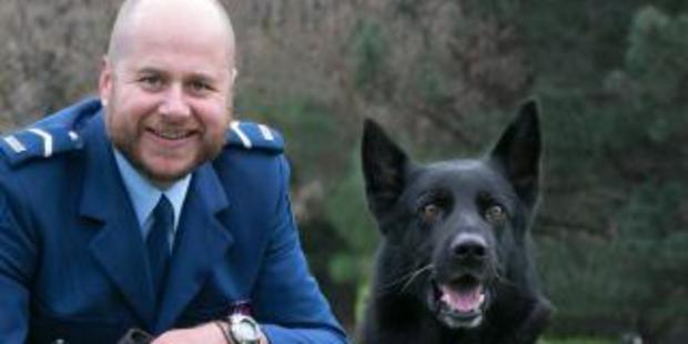 Senior Constable Dave Robison and Isaac (also known as Ice), took out top spot for Individual Patrol Dog.