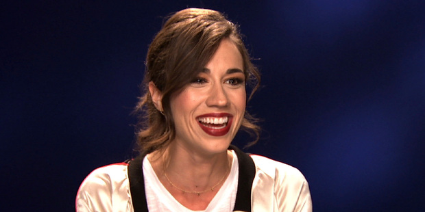Actress and YouTube star Colleen Ballinger. Photo / AP