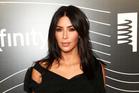 TV personality Kim Kardashian West. Photo / AP