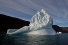 Average global temperatures will approximately climb as high as 3.4C by the end of the century. Photo / AP