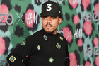 Chance the Rapper to become Chance the Actor? Photo / AP