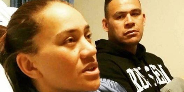Loading Vicki Letele, pictured here with her brother Dave, is expected to die before her prison sentence is completed. Photo: Supplied