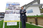 Rodney Fong, the real estate agent involved with the first house in New Zealand to be auctioned online. Photo/file