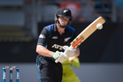 Black Cap Henry Nicholls will lead the New Zealand A team against Pakistan later this month. Photo / Nick Reed - NZ Herald.