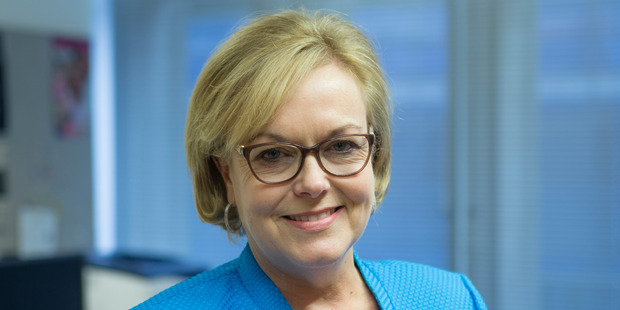 Police Minister Judith Collins says the vetting charges are lower than those charged by police overseas. Photo / Mark Mitchell
