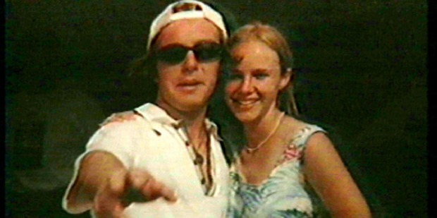 Ben Smart and Olivia Hope who were last seen boarding a yacht on New Year's Eve in 1997. Photo / Supplied