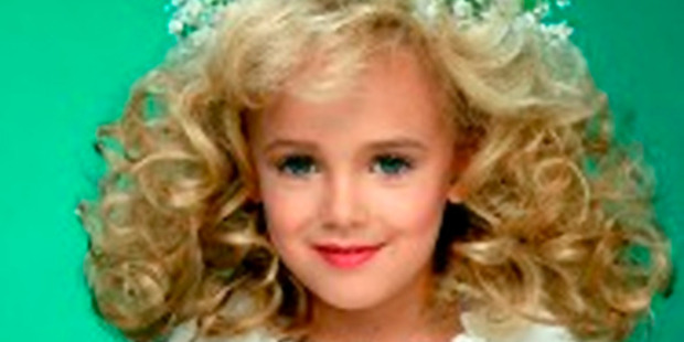 Loading JonBenet Ramsey was found dead in the family home.