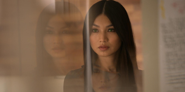 Gemma Chan stars in the TV3's television series, Humans. Photo / Washington Post