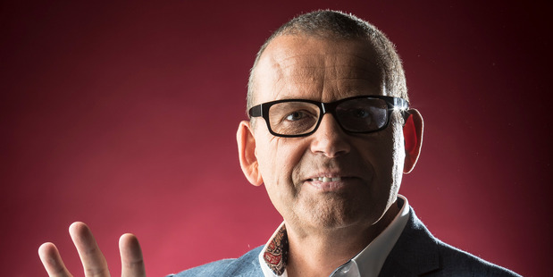 """Australian broadcasters are gloating at """"narcissistic"""" comments by TV3 breakfast host Paul Henry. Photo / Michael Craig"""