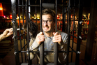 David Farrier, co-director of the documentary Tickled. 17 May 2016 . Photo / New Zealand Herald by Michael Craig.