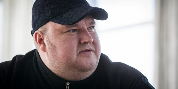 Loading Kim Dotcom caused speculation that Wikileaks could be releasing Clinton's 33,000 deleted emails. Photo / Greg Bowker