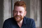 Actor Nic Sampson. Photo / Jason Oxenham