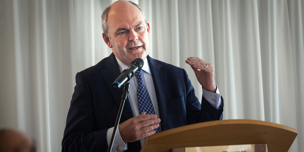 Loading Tertiary Education Minister Steven Joyce says student loan defaulters living in Australia can expect a knock on their door. Photograph:Andrew Warner