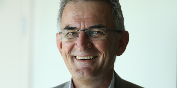 Tauranga Chamber of Commerce CEO Stan Gregec. Photo/FILE