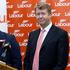 February 26, 2014. Labour leader David Cunliffe announces his new chief of staff, Matt McCarten. Photo / Mark Mitchell.