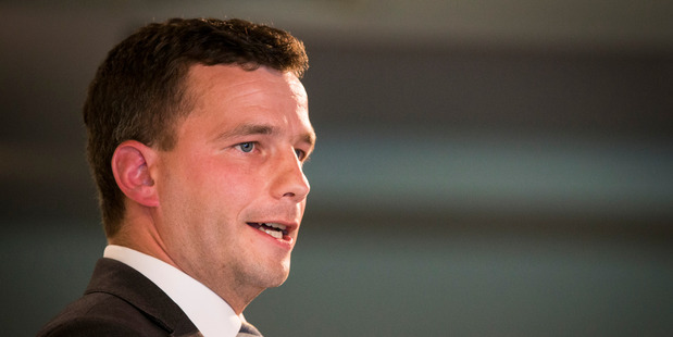 Act Party leader David Seymour wants voluntary euthanasia to be legalised in New Zealand. Photograph: Jason Oxenham