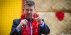 View: David Cunliffe's journey in politics