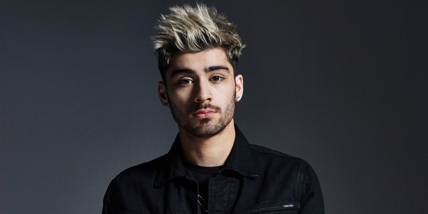 Zayn Malik has revealed he was battling an eating disorder while with One Direction. Photo / Supplied